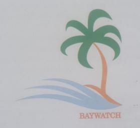 Pokmaswas Baywatch Logo